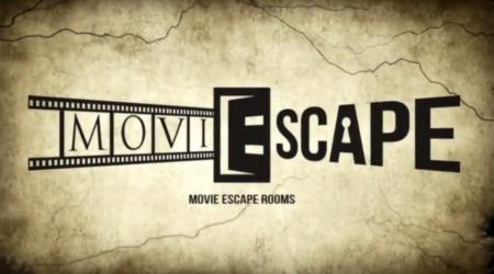 Moviescape Ashton Stockport Escape Game logo