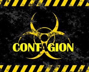 Contagion at Lockdown Escape Oldham