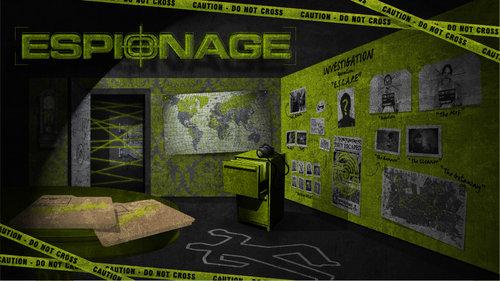 Espionage at Escape Sheffield