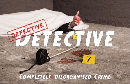 Defective Detective at The Panic Room Gravesend