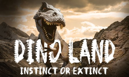 Dino Land at The Panic Room Gravesend