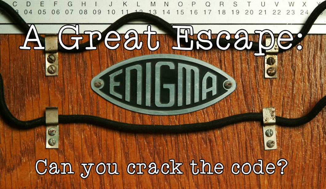 Enigma at The Panic Room Gravesend