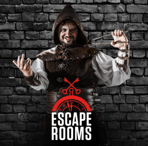 Escape Room at Blackpool Tower Dungeon
