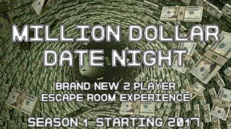 Million Dollar Date Night at The Panic Room Gravesend