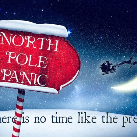 North Pole Panic at The Panic Room Gravesend