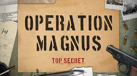 Operation Magnus at Escapologic Leicester