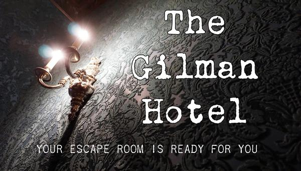 The Gilman Hotel at The Panic Room Gravesend
