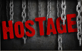Hostage at Enigma Doncaster escape rooms