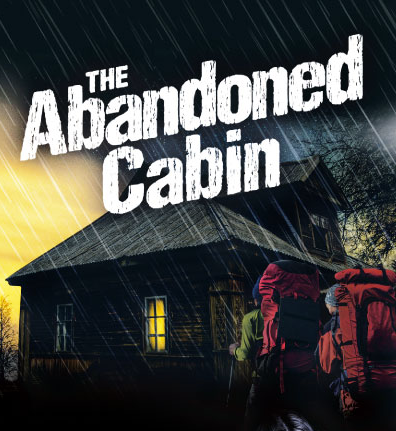 The Abandoned Cabin at Hour Escape Loughborough
