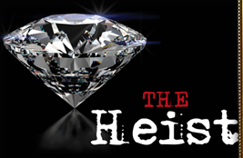 The Heist at Enigma Doncaster escape rooms