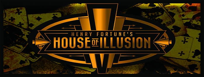 House of Illusion at Escape Quest Macclesfield