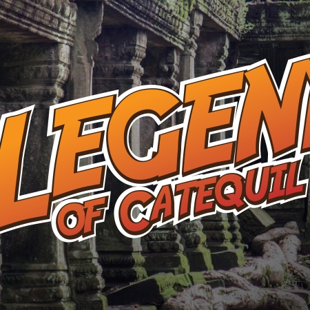 The Legend of Catequil at Enigma Retford