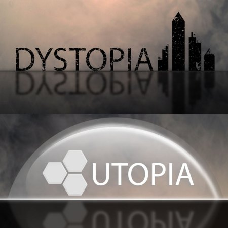 Dystopia and Utopia at Make Your Escape Derby