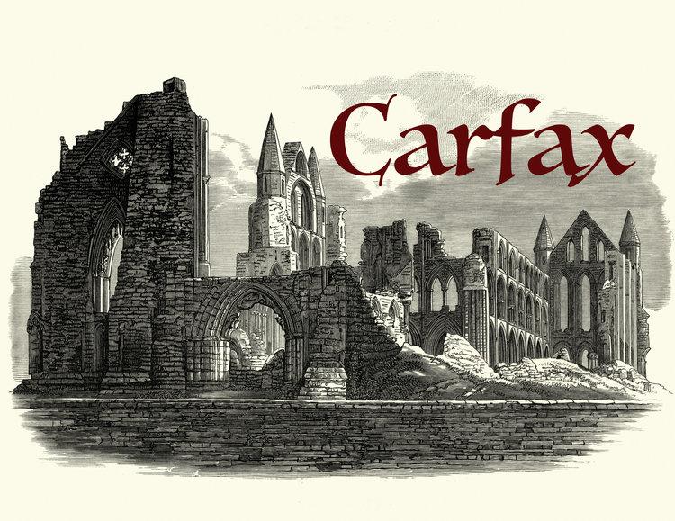 Carfax at Cave Escape Nottingham
