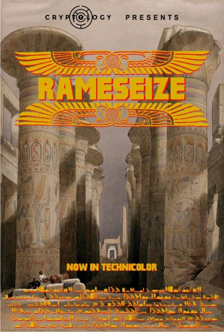 Rameseize at Cryptology Nottingham