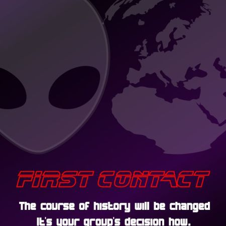First Contact at Cryptology Sheffield