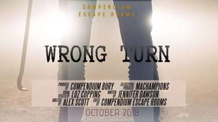 Wrong Turn at Compendium Bury