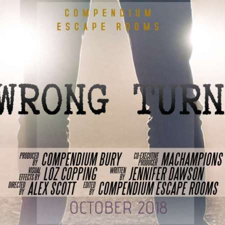 Wrong Turn at Compendium Bury