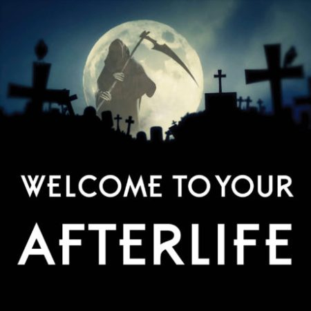 Afterlife escape room at X-it Games Shipley