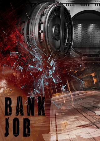 Bank Job at Escape Reality Manchester