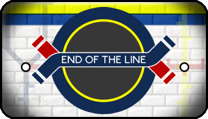 End of the Line at Clue HQ Warrington