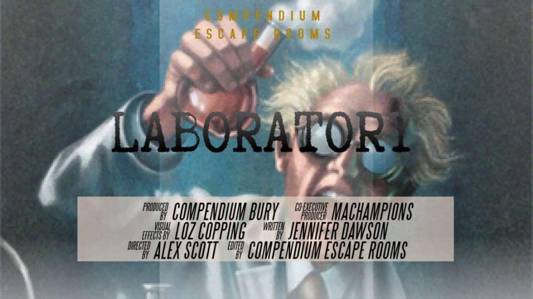 Laboratory at Compendium Bury