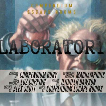 Laboratory at Compendium Bury