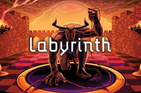 Labyrinth at Adrenaline Escape Wigan