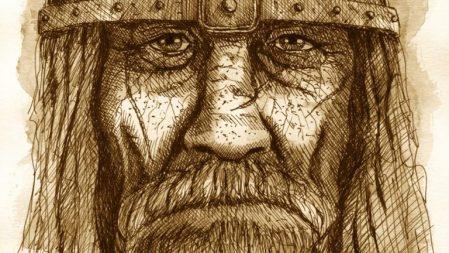 Viking at Extremescape Disley