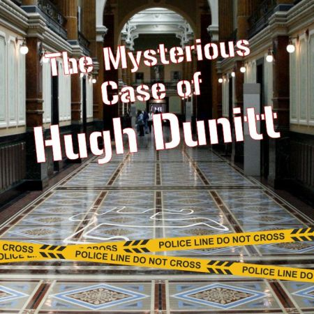 The Mysterious Case of Hugh Dunnit at Cryptology Sheffield