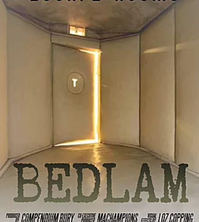 Bedlam at Compendium Bury