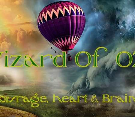 Wizard of Oz at The Panic Room Gravesend